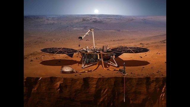 insight landing on mars live stream - photo #2